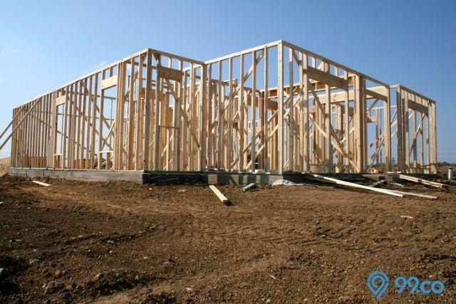 tanah yang stabil rumah tahan gempa