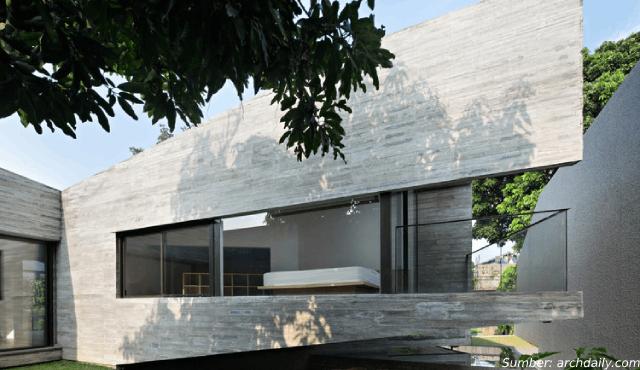 Enggak Disangka, Rumah Minimalis Modern ini Berasa di Beverly Hills. Padahal di Bogor!