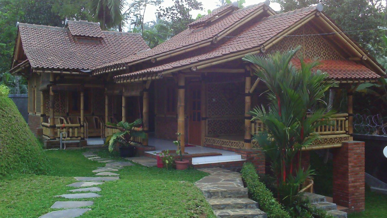 7 Jenis Rumah Adat Sunda