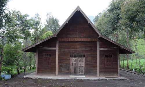 7 Gambar Rumah Adat Jawa Timur Dan Penjelasan Strukturnya Informatif