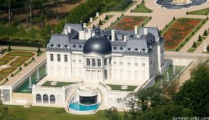 rumah raja salman