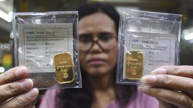 harga emas