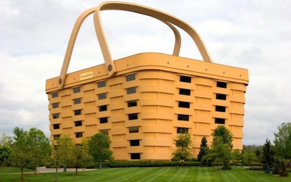 desain gedung terunik