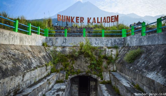 Kisah Mistis Bunker Kaliadem di Gunung Merapi | Sering Ada Suara Tangis!