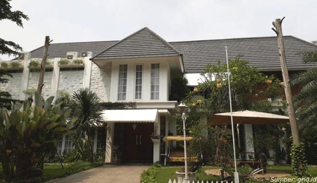 rumah raffi ahmad