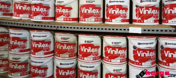 keunggulan cat vinilex