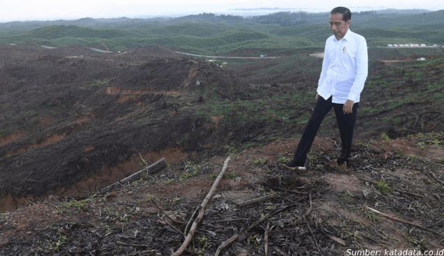 Ibu Kota Baru Indonesia Dibangun Secanggih Ini, Rusia Ikut Bantu?