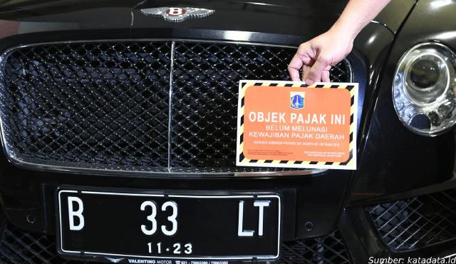 1,500 Pajak Mobil Mewah Tidak Dibayarkan, Pejabat dan Artis Palsukan Alamat Tagihan ke Rakyat Miskin