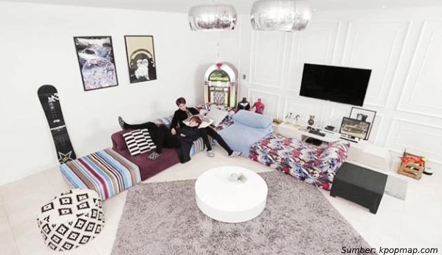 Ada Bae Suzy hingga Taehyung, Intip 7 Apartemen Mewah Milik Artis Korea Seharga Miliaran!