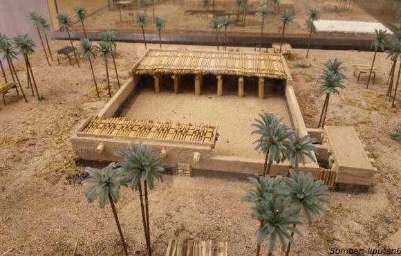 rumah nabi muhammad