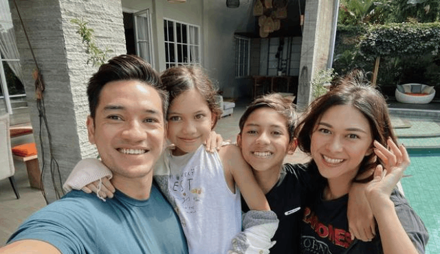 7 Potret Rumah Nana Mirdad di Bali yang Menyerupai Resort Mewah