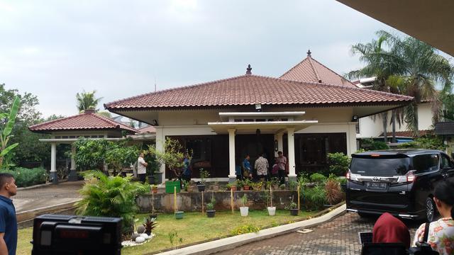 rumah presiden