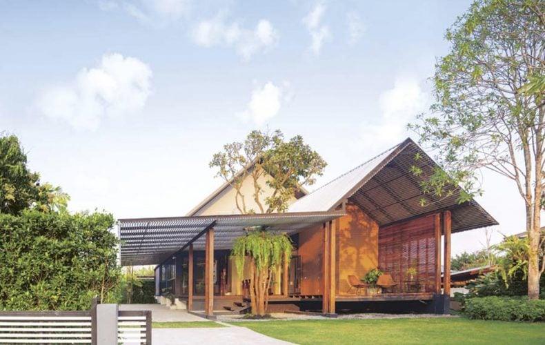 gaya arsitektur tropis