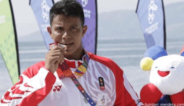 Raih Emas, Kok Atlet SEA Games Ini Malah Pulang Naik Mobil Umum?