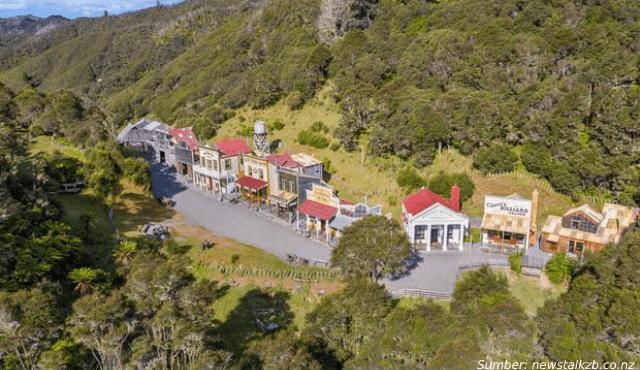 Kota Unik Bertema Wild West di Selandia Baru ini, Dijual! Minat Beli?