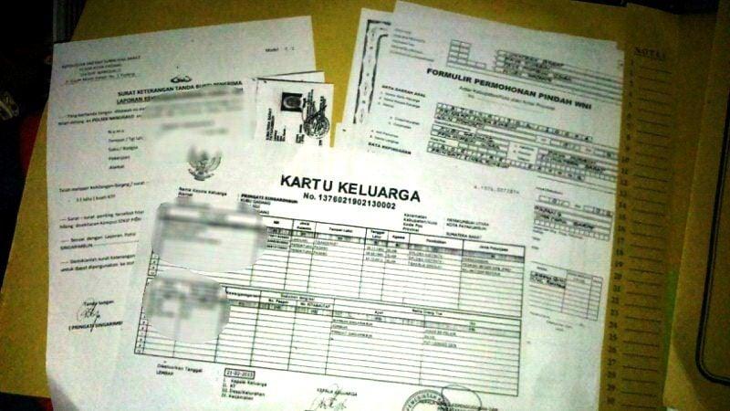 Surat pindah antar desa juga dikeluarkan serta ditandatangani oleh kepala desa Syarat Membuat Surat Pindah Antar Desa