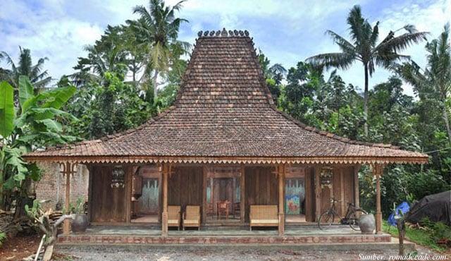 560 Koleksi Foto Desain Rumah Jawa Minimalis Paling Keren Yang Bisa Anda Tiru