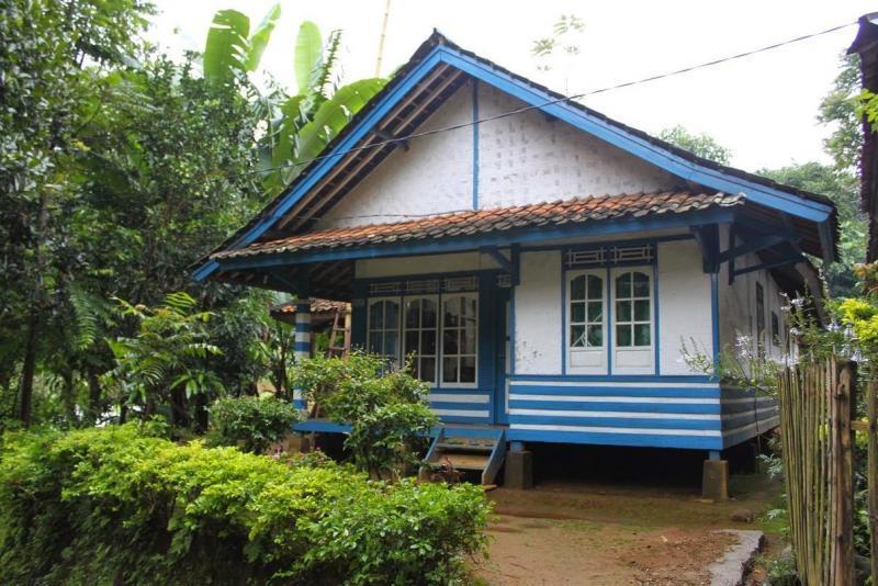 45 Koleksi Gambar Rumah Adat Imah Badak Heuay HD Terbaru