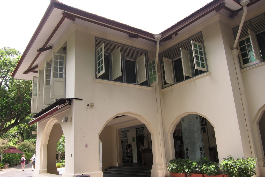 rumah tradisional singapura