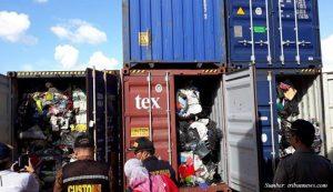 indonesia kembalikan sampah