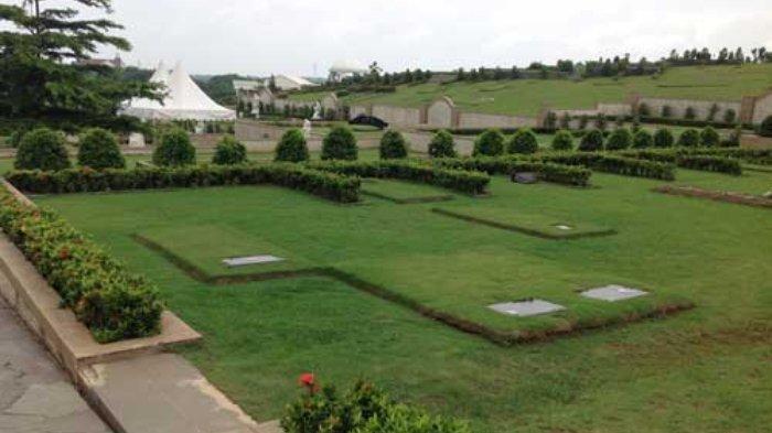 kuburan mewah
