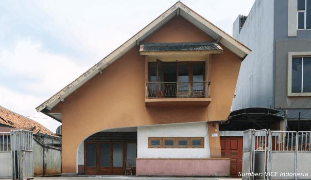 Mengenal Arsitektur Jengki, Gaya Asli Indonesia yang Patut Dijaga. Bangunannya Unik!