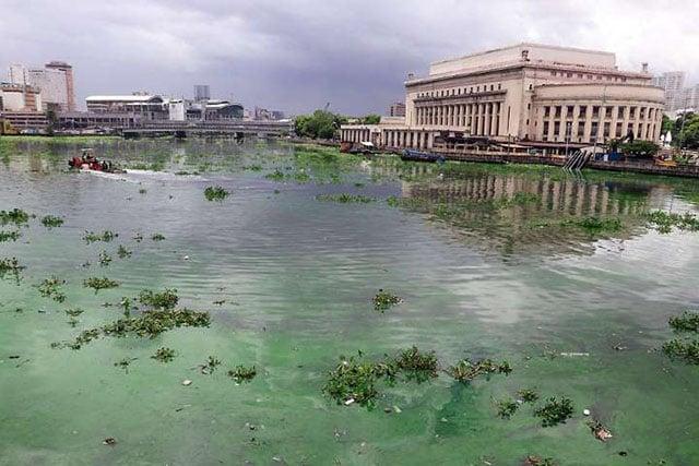 sungai terkotor di dunia