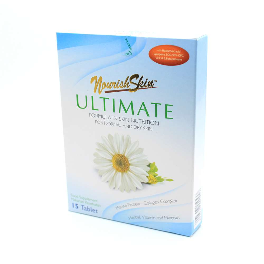 suplemen nourish skin ultimate