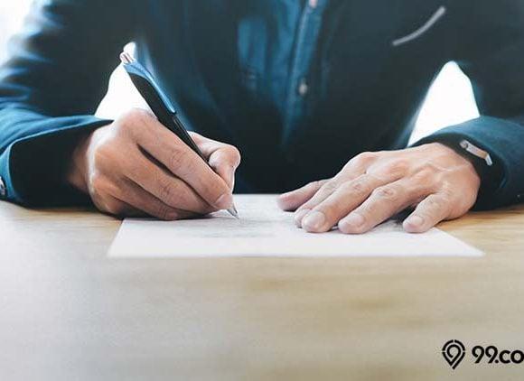 fungsi surat perjanjian gadai rumah