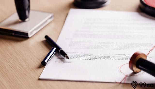 7 Contoh Surat Kuasa Bank Untuk Pengambilan Uang Yang Benar