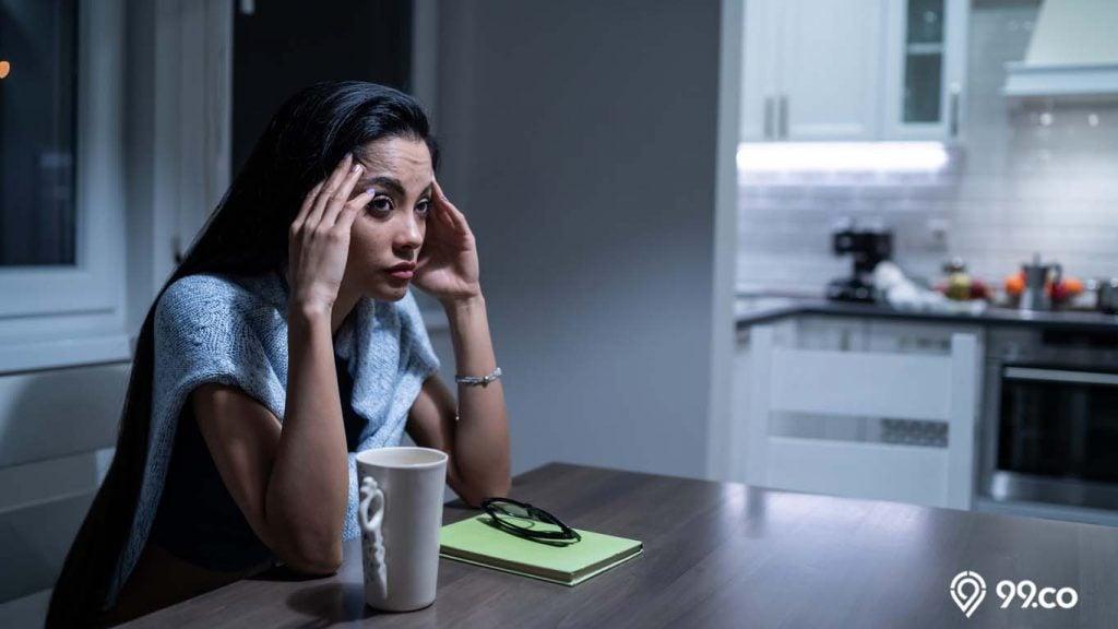bahaya tidur sore bikin susah tidur malam