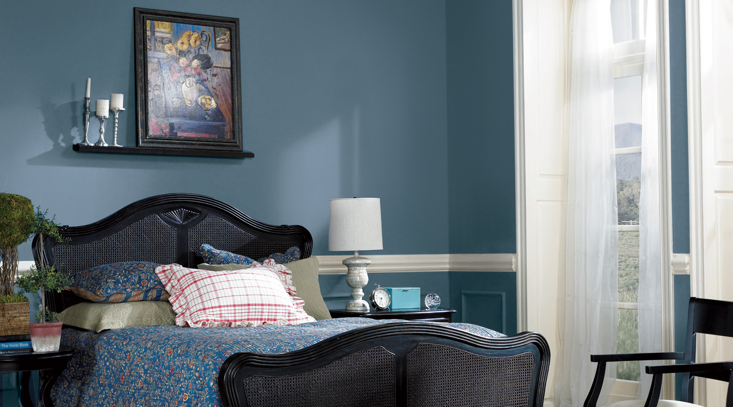 warna cat kamar
