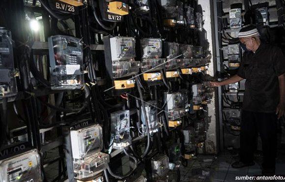 tagihan listrik pln