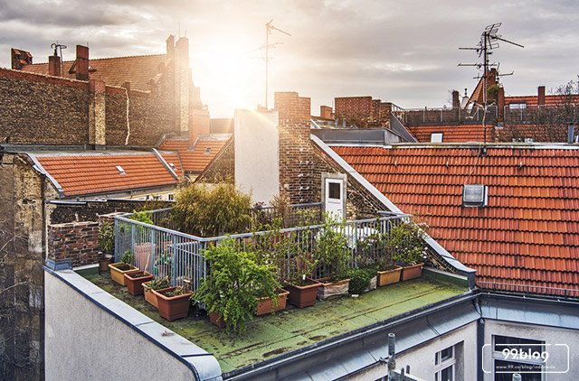 taman rooftop