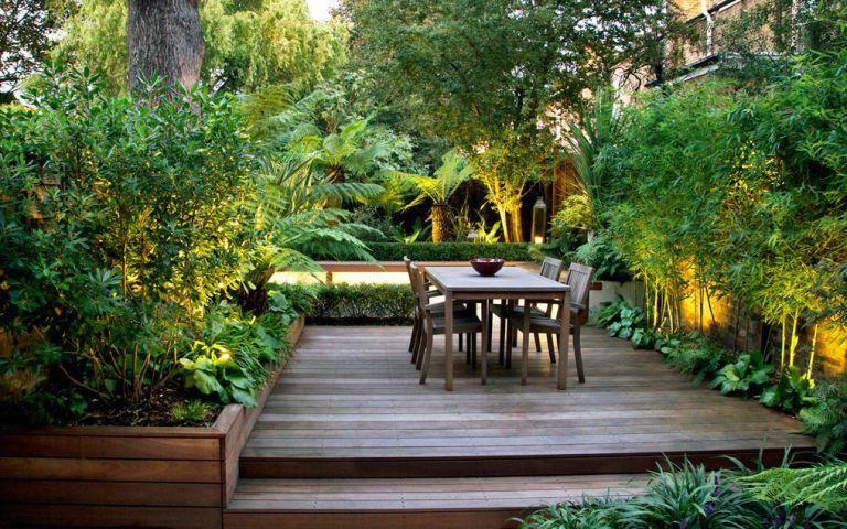 9 Inspirasi Taman Rumah Mewah Yang Bisa Ditiru Bikin Adem