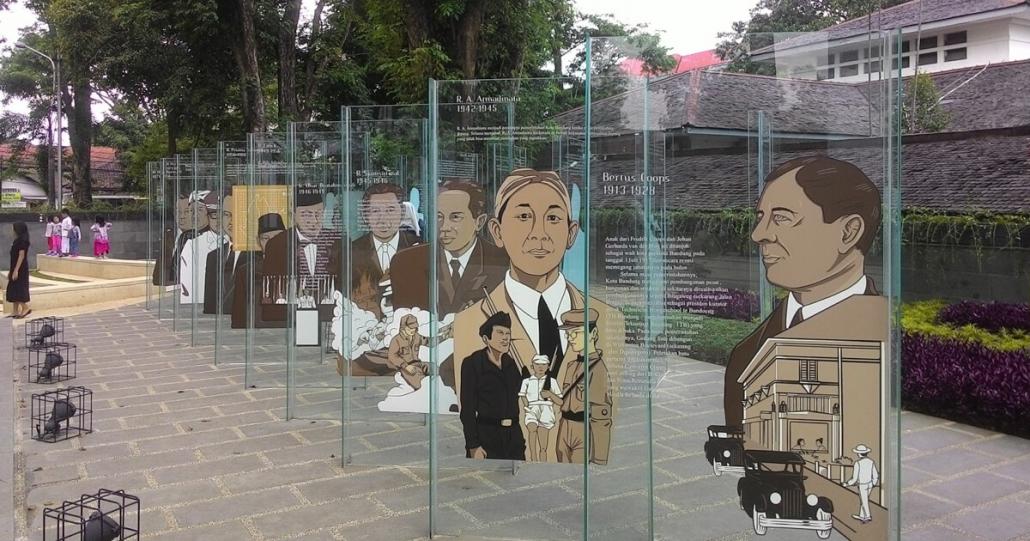 taman sejarah di bandung