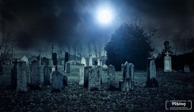 7 Mitos Tanah Kuburan Paling Mengerikan di Indonesia | Masih Percaya?