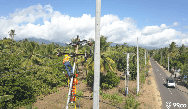tarif listrik pln turun