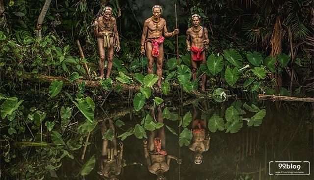 Tradisi Tato Tradisional Indonesia Paling Sangar. Bikin Ngeri!