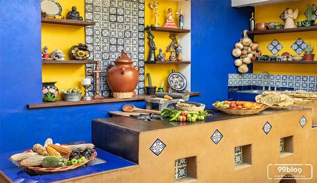 6 Inspirasi Desain Tegel Dapur untuk Tampilan Klasik yang Tak Lekang oleh Waktu