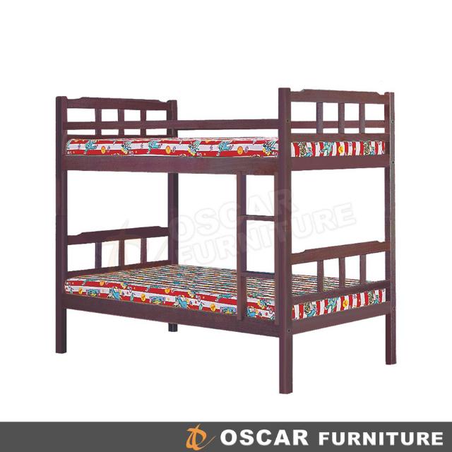 tempat tidur tingkat oscar furniture