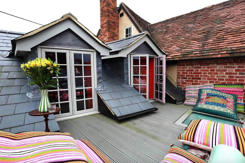 40 Gambar Desain Rooftop Rumah Kecil Gratis Unduh