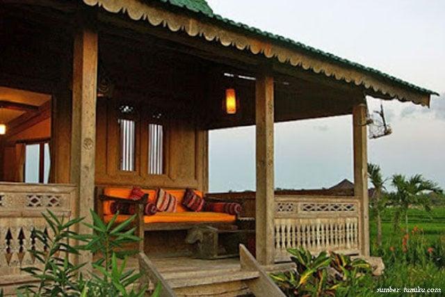 12 Desain Rumah Sederhana Di Desa Asri