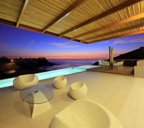 teras rumah modern