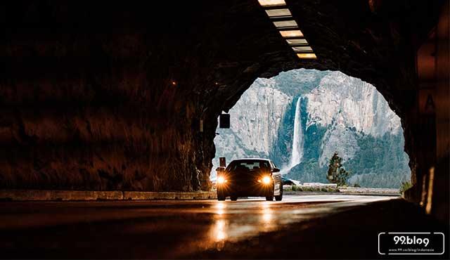 terowongan misterius di indonesia