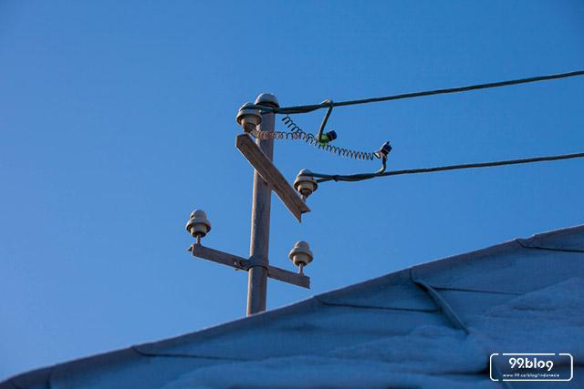 tersengat listrik