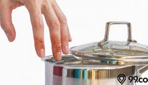 cara mengobati tersiram air panas