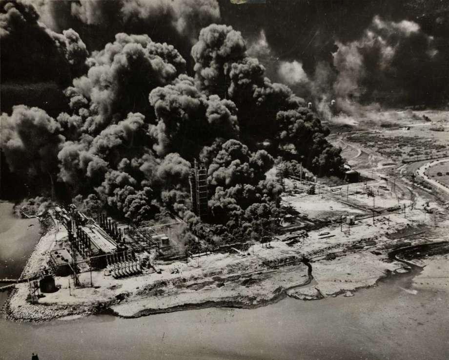 bencana ledakan bom texas