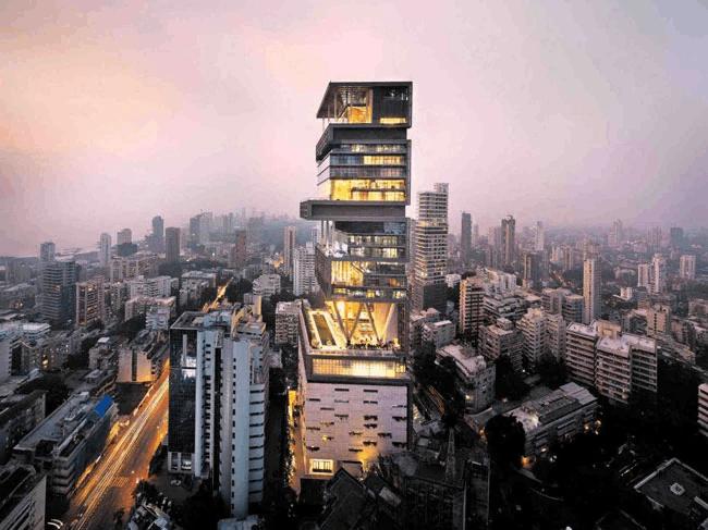 rumah terbesar di dunia
