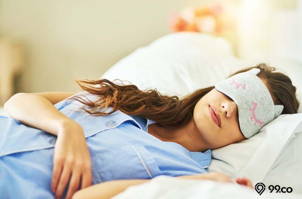cara mengatasi stres dengan istirahat